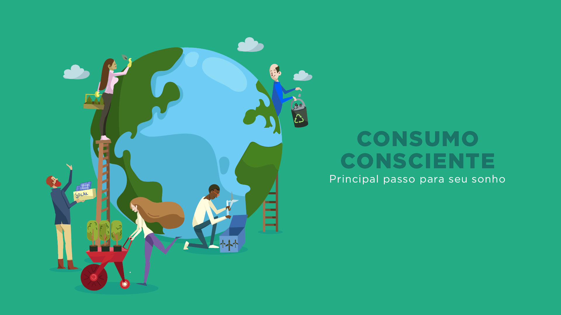 Layout – Consumo consciente – blog